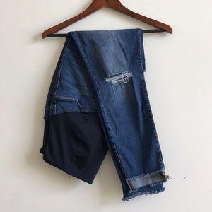 Like New Isabel Maternity Skinny Jeans